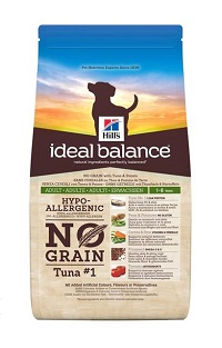 Ideal Balance No Grain Tuna 1